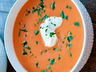 Классический томатный крем-суп