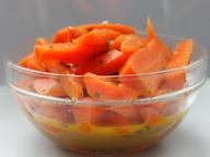 Сливочная морковь
