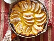 Фоторецепт: яблочный пирог