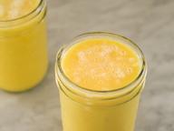 Апельсиново-имбирный смузи