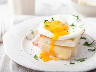 Завтрак: крок-мадам