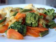 Зимнее овощное ассорти