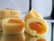 Сырная закуска с курагой