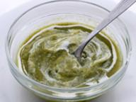 Суп-пюре из брокколи и картофеля