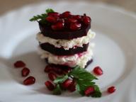 "Салат ""Рубиновые грани"""