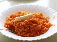 Рис рассыпчатый с овощами