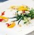 Фреш-салат с рассольным сыром