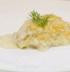 Рыба томленая в пивном соусе