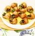 Улитки в чесночном соусе по-французски