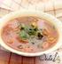 Яйни - традиционный армянский суп с курагой и говядиной