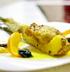 Куриные ножки с ананасом, изюмом и черносливом