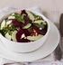 Салат из свеклы и шпината