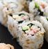 Суши: роллы «Калифорния»
