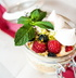 Десерт: «Крема Шантили ди Боско»