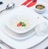 Суп из кокосового молока с тигровыми креветками