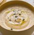 Суп из пастернака и цветной капусты