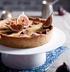 Гречневый тарт с инжиром и ванильным франжипаном