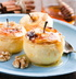 Яблоки, запеченные с орехами и корицей