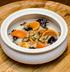 Сладкий салат с мандарином и черносливом