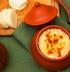 Жульен с курицей, грибами и сыром Моцарелла