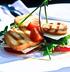 Чипсы-пластинки «Онега»: салат с сыром Проволоне – гриль