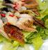 Японская кухня: салат с угрем