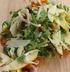 Здоровое питание: салат из яблок, фенхеля, кураги и фисташек