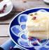 Греческий пирог с заварным кремом и розовой водой