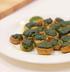 Вегетарианский рецепт: шампиньоны, фаршированные песто из бразильского ореха