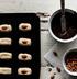 Домашние конфеты: шоколадно-миндальные батончики