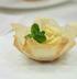 Греческий десерт: творожные корзинки с печеной тыквой и яблоком