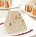 Пасха творожная сырая с кардамоном и миндалем