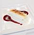 Ягодный соус с пятью видами перцев к десерту