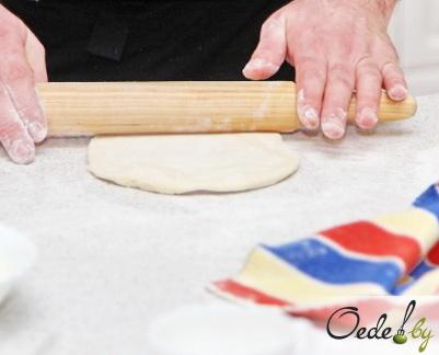 Осетинский пирог с сулугуни фото 5
